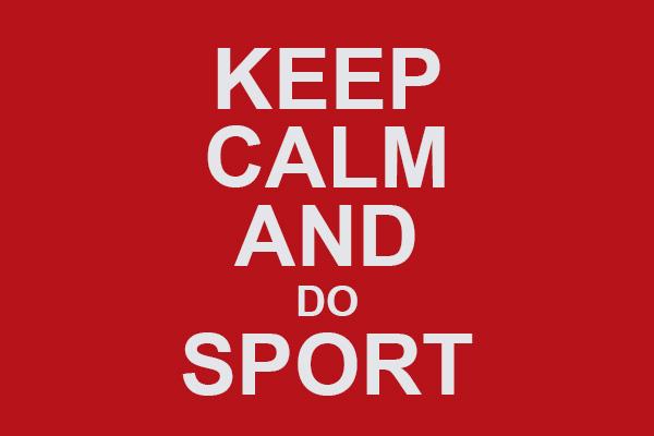 Zit je sportgerief klaar?